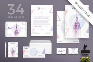 Branding Pack | Real Estate Agency