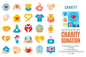 Charity & Donation Set