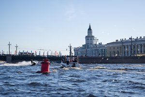 Saint Petersburg - Boat trips
