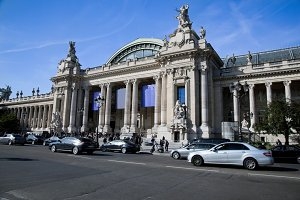 The Grand Palais, Paris, France