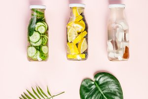 summer detox composition
