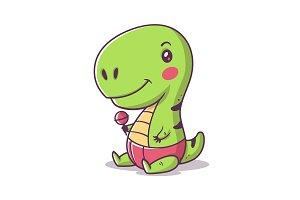 Baby T-Rex - PREMIUM ITEM