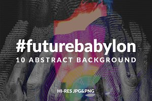 FutureBabylon~10 Abstract Posters
