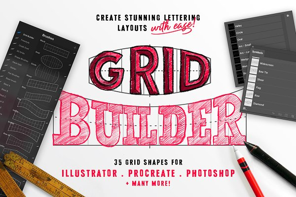 Grid Builder - Layout Composer