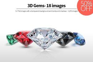 3D Gems