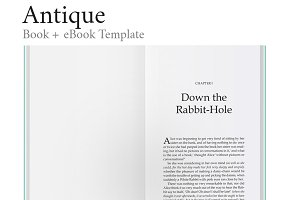 Antique - Ultimate Book Template