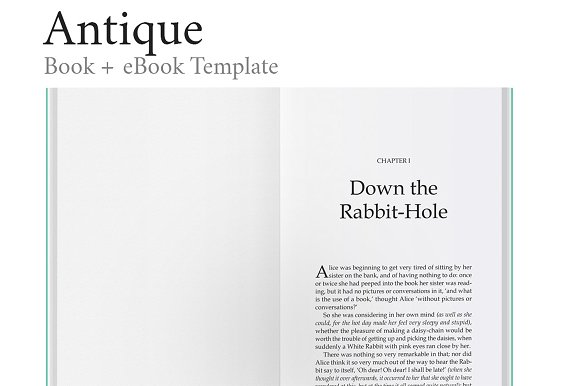 antique ultimate book template magazine templates creative market