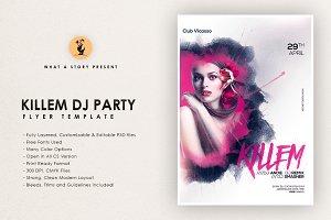 Killem Dj Party