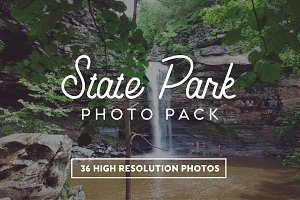 State Park Photo Pack