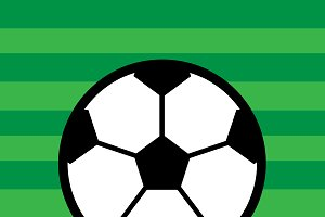 Soccer Match Design Template