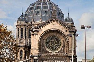 Saint Augustin church, Paris, France