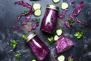 Healthy and useful detox smoothies o
