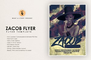 Zacob Flyer