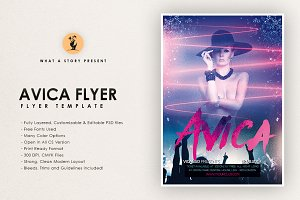 Avica Flyer