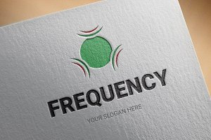 Frequency Logo Template