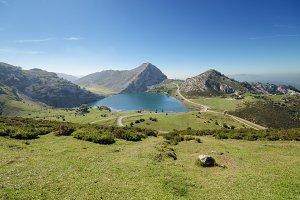 Picos de Europa mountains, Asturias.
