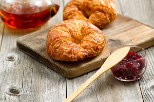 Croissants for Breakfast