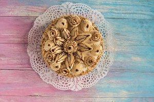 Tasty mini cake