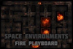 Engineering Fire Floorplan
