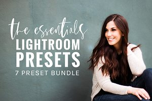 Essential Lightroom Preset Bundle