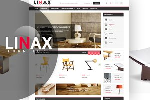 Furniture - Magento Theme