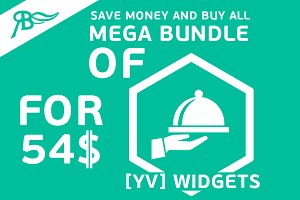 Mega Bundle of [YV] Muse Widgets