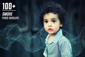 100+ Smoke Photo Overlays
