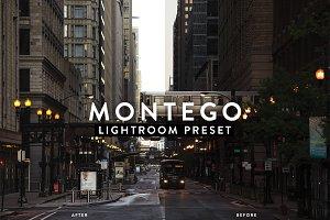 Montego Cityscape Lightroom Preset
