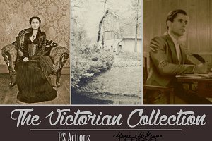 The Victorian Collection Actions
