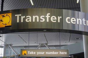 Transfer information center