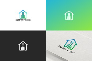 Home logo design