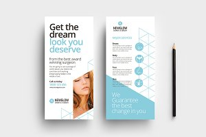 Cosmetic DL Rack Card