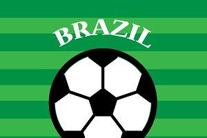 Brazil Versus Belgium Soccer Match