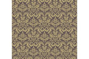 Orient Seamless Pattern Abstract