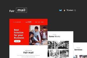 Fair Mail + Theme Builder
