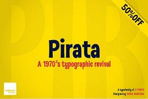 Pirata · 50% Off!