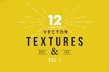 Hand made vector textures