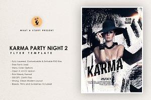 Karma Party Night