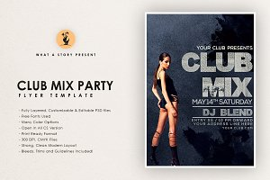 Club Mix Party