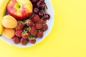 Ripe Fresh Fruit