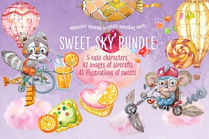 SWEET SKY BUNDLE