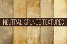 Neutral Grunge Textures