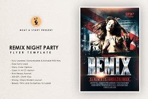 Remix Night Party