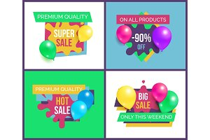 Premium Quality Total Sale on All
