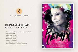 Remix All Night