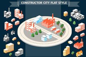 City flat