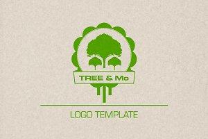 Tree Green Eco Logo
