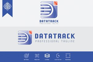 Data Track Logo