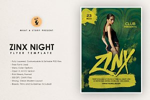 Zinx Night Flyer