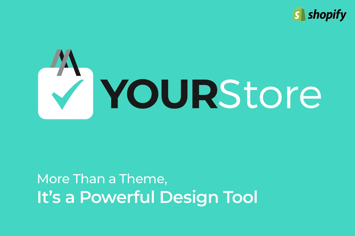 Yourstore Premium Shopify Theme Web Themes Creative Market